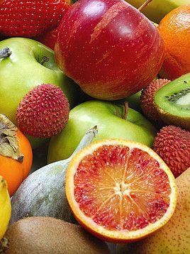 Tropische Früchte © Carmen Steiner / Clipdealer
