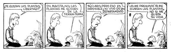 Joaquín Salvador Lavado Tejón (Guaymallén, Provincia de Mendoza, Argentina, 17 de julio de 1932), más conocido como Quino, es un pensador, humorista gráfico y creador de historietas de nacionalidad hispano-argentina. Su obra más famosa es la tira cómica Mafalda, publicada originalmente entre 1964 y 1973. #Humor