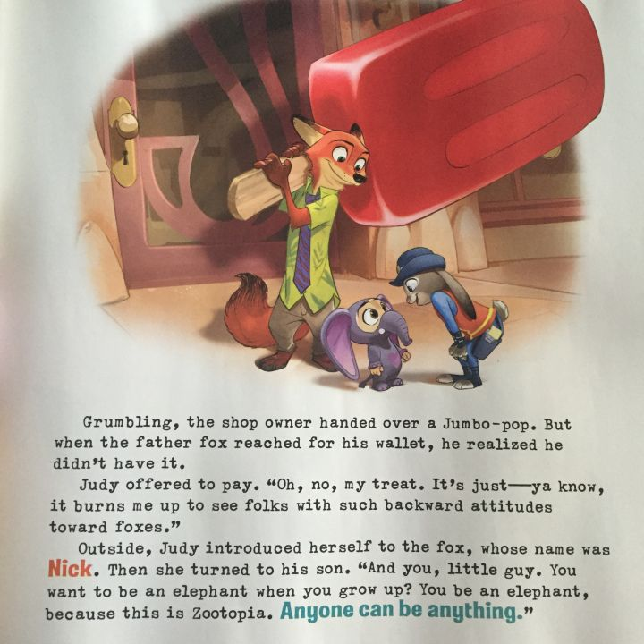 Zootopia Plot Revealed! – New Disney Book Tells All!!! – Disney Nerds