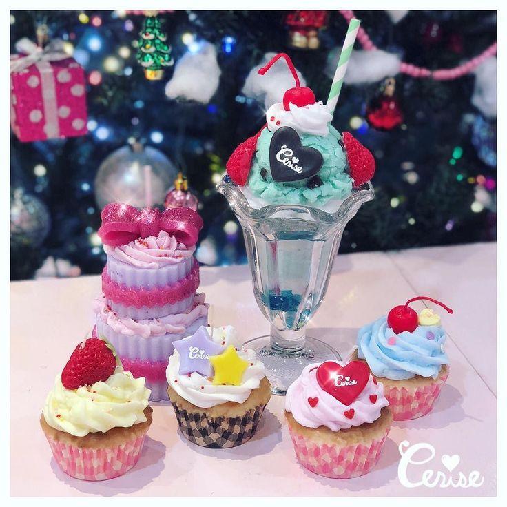 クリスマスプレゼントにもピッタリなキャンドル 各種取り揃えてます . #cerisestore #cerise #candles . . http://ift.tt/2nkJo9U
