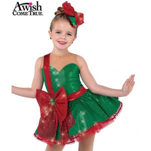 regalo para usted carcter navidad traje de la danza