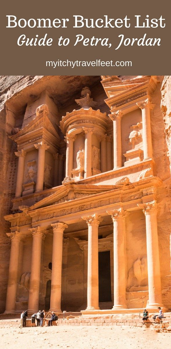 A Baby Boomers Guide To Petra And Other Jordanian Sites City Of