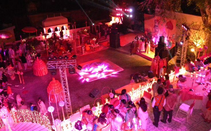 wedding decor in india