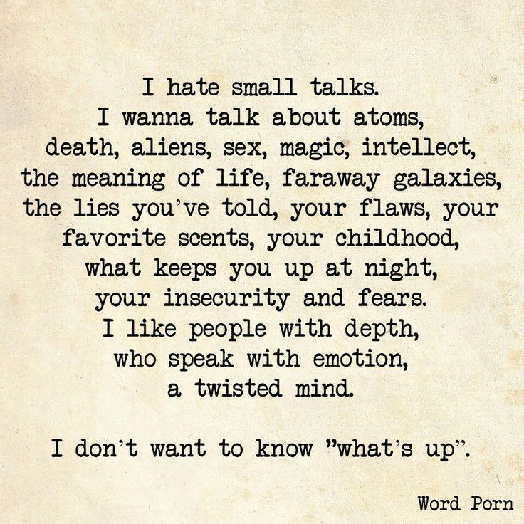 talk like adults do