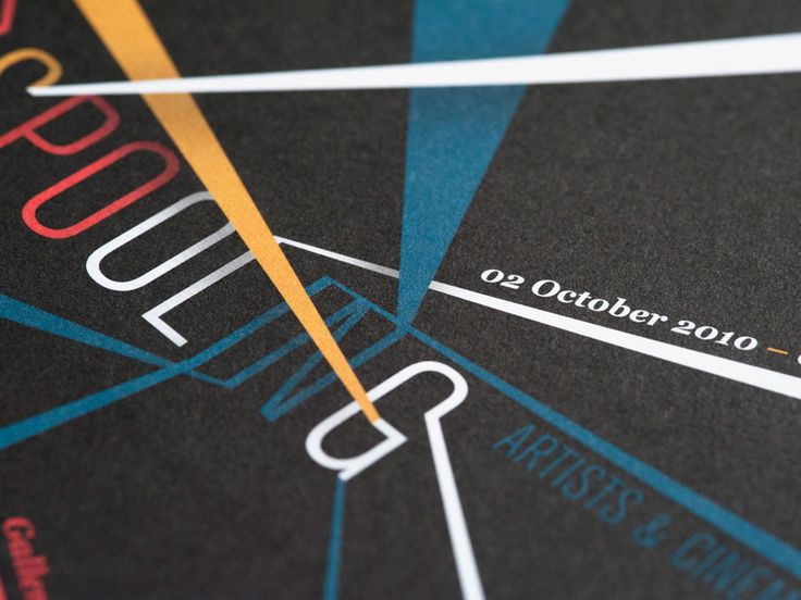 Branding, promotional materials, animation and microsite design for film-based Cornerhouse exhibition, Unspooling.