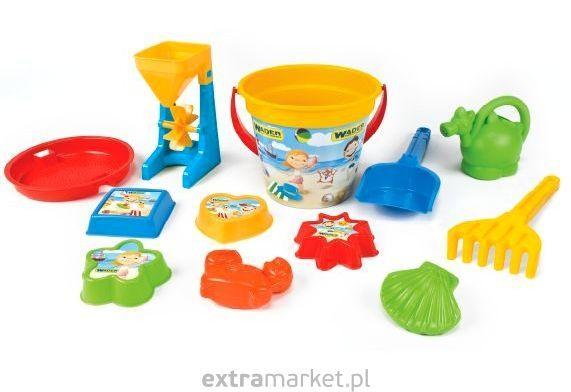 Komplet do piasku 12 el Wader wiaderko http://extramarket.pl/zabawki,-art-niemowlece-zabawki-ogrodowe-komplet-do-piasku-12-el-wader-wiaderko-o_l_603_1752947.html