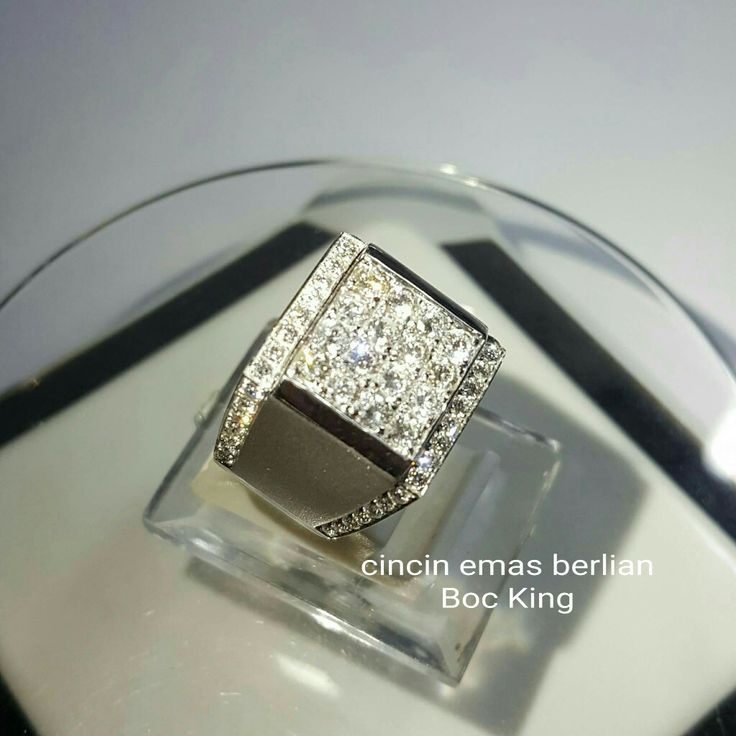 New Arrival🗼. For Man👨. Cincin Emas Berlian Boc King Style💎💍.   🏪Toko Perhiasan Emas Berlian-Ammad 📲+6282113309088/5C50359F Cp.Antrika👩.  https://m.facebook.com/home.php #investasi#diomond#gold#beauty#fashion#elegant#musthave#tokoperhiasanemasberlian