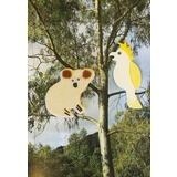 Koala and Cockatoo Pack