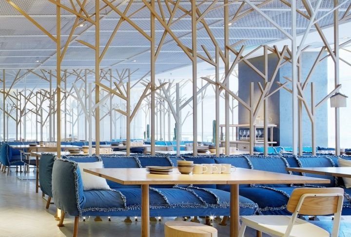 Bistro Goose by Golucci International Design, Beijing – China » Retail Design Blog