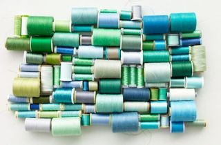 How to choose the best thread type for your sewing project.