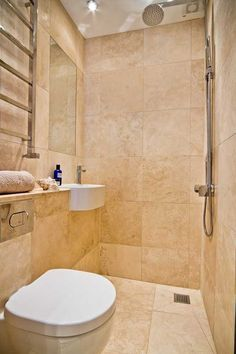 small wet room - Google Search