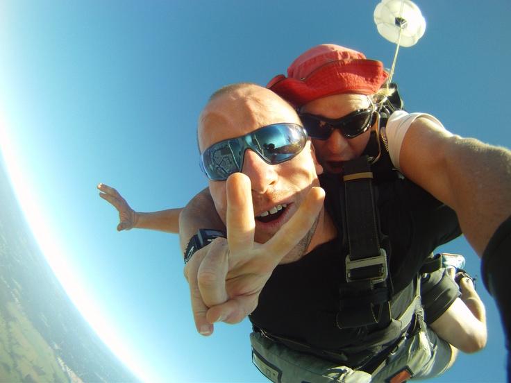 Sunshine Coast Skydivers rock!