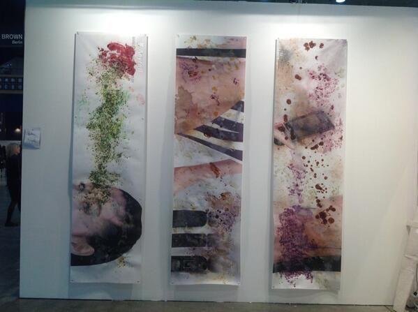 Da #Miart2014 Barbecue Kulgen - galleria Sandy Brown di Berlino Selezione per Arte 2.0 il progetto che mette in comunicazione l' #Impresa con l'#Arte e supporta l'Imprenditore nella valorizzazione della #BrandIdentity. Scelto per voi perché propone una ricerca interessante, crea un forte impatto visivo e ha dimensioni importanti per poter essere presentato in contesti aziendali. Per info: francesca.anzalone@netlifesrl.it | www.netlifesrl.it
