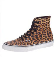 Vans Womens Authentic Hi-top Shoes