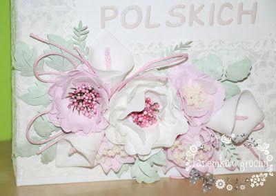 tasiemka w grochy: Poczet Królów Polskich