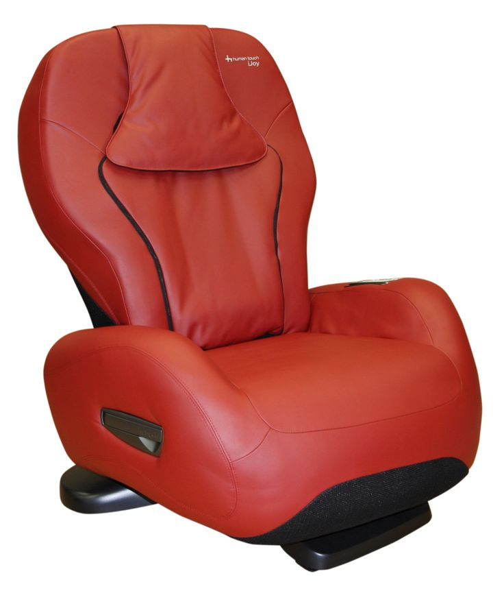 the human touch ijoy in red we think itu0027s quite beautiful massage chair