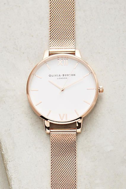 Antiquarian Watch - anthropologie.com