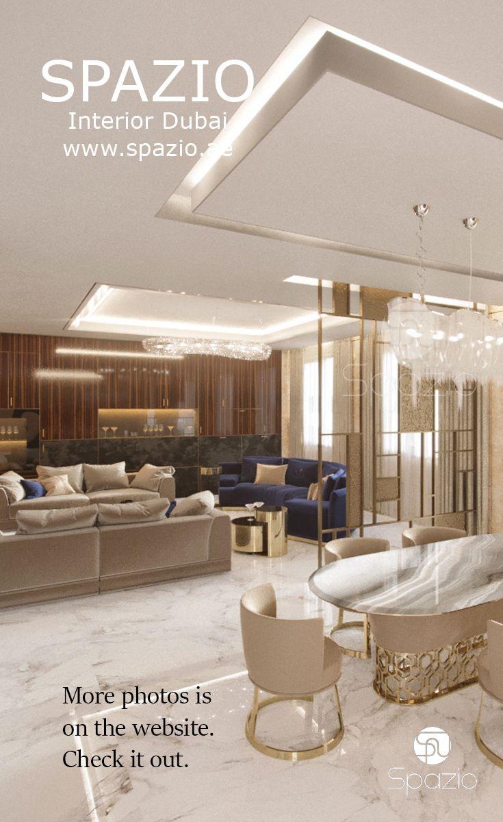 Home Interior Design In Dubai Luxury House Interior Design