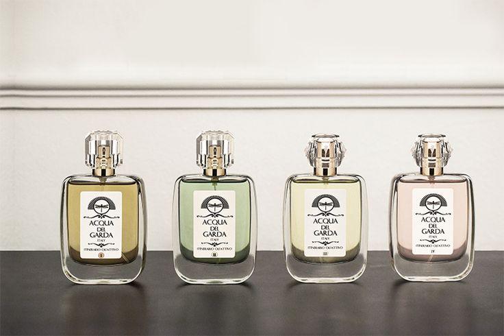 Eau de Parfum 50 ml - Olfactory Itineraries - Acqua del Garda