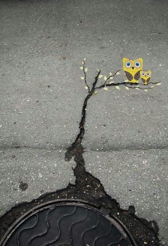 #art #creative #urban #paint #street