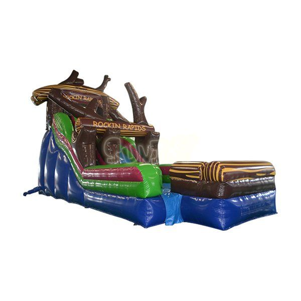 Raging Rapids Xtreme Inflatable Water Slide: 25+ Unique Inflatable Water Slides Ideas On Pinterest