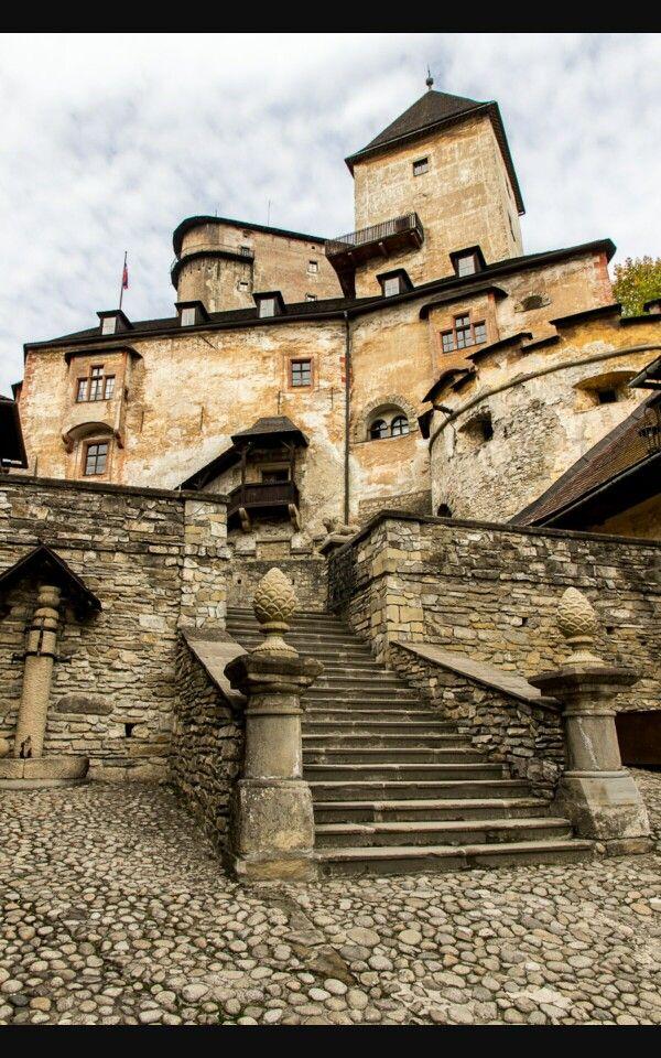 Oravský hrad Slovensko