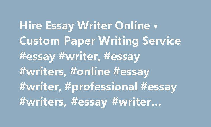 Professional essay writer free software