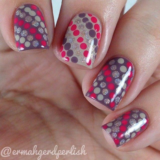 Instagram photo by ermahgerdperlish #nail #nails #nailart