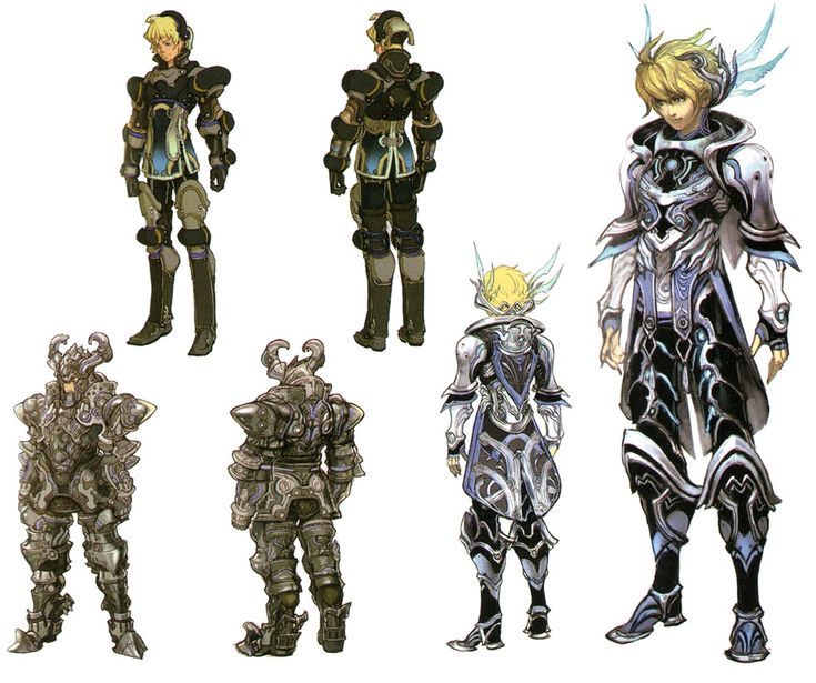 Xenoblade Chronicles Shulk Armor 107 best images about ...