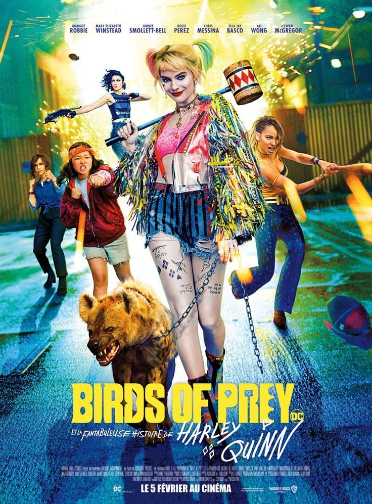 Birds of Prey Film Streaming VF 2020 Regarder Complet ,