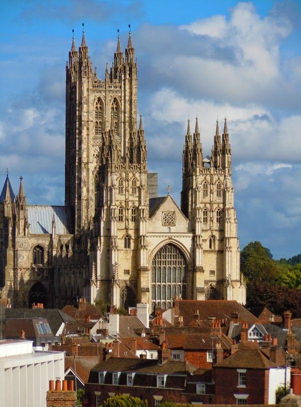 Canterbury cathedral religion