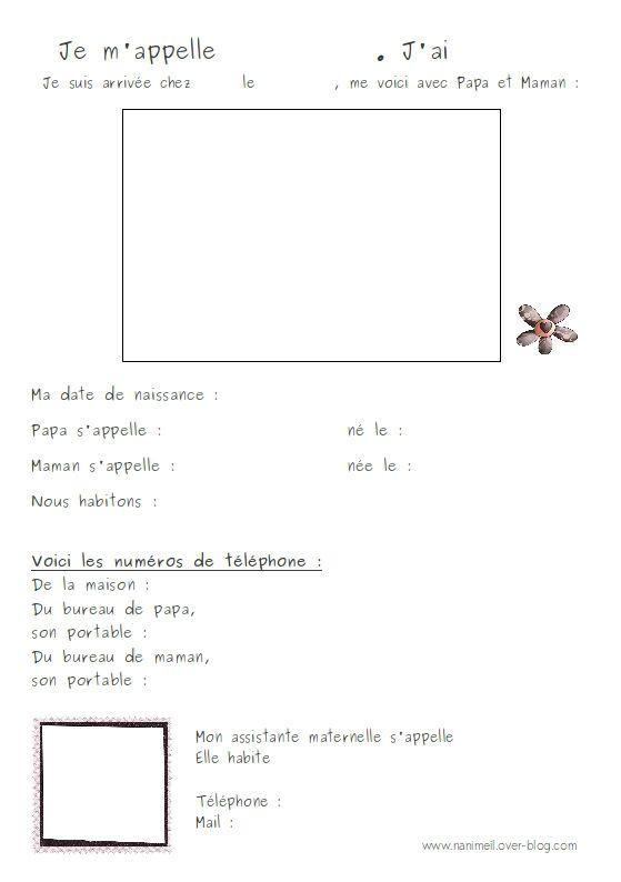 Cahiers de liaison et cahiers de vie |