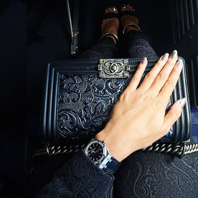 Love this bag .. Chanel