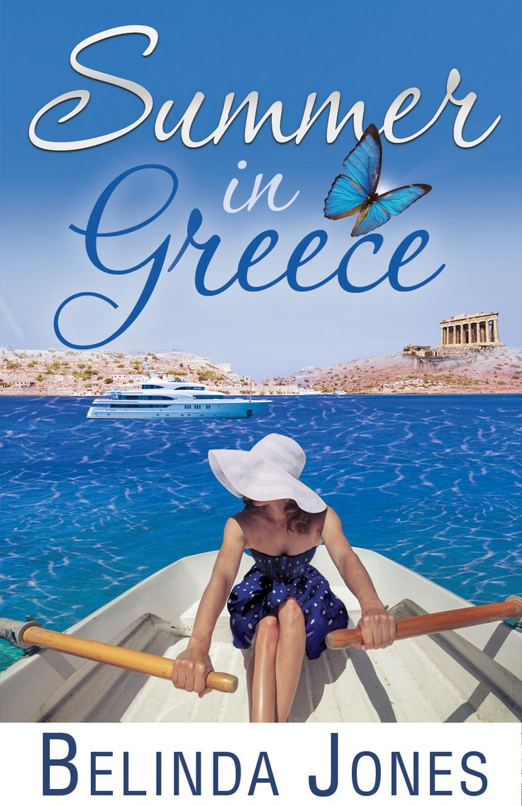 Summer in Greece aka Out of the Blue - come to the mythical island of Crete (and take a side-trip to Athens) with the sexiest Greek sailor since Onassis!