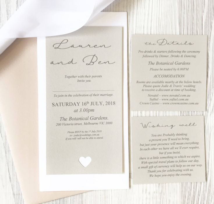 wedding invitation rsvp what does m mean%0A METALLIC silver  grey Personalised Wedding Invitation Set With Wishing  Well  RSVP  Reception