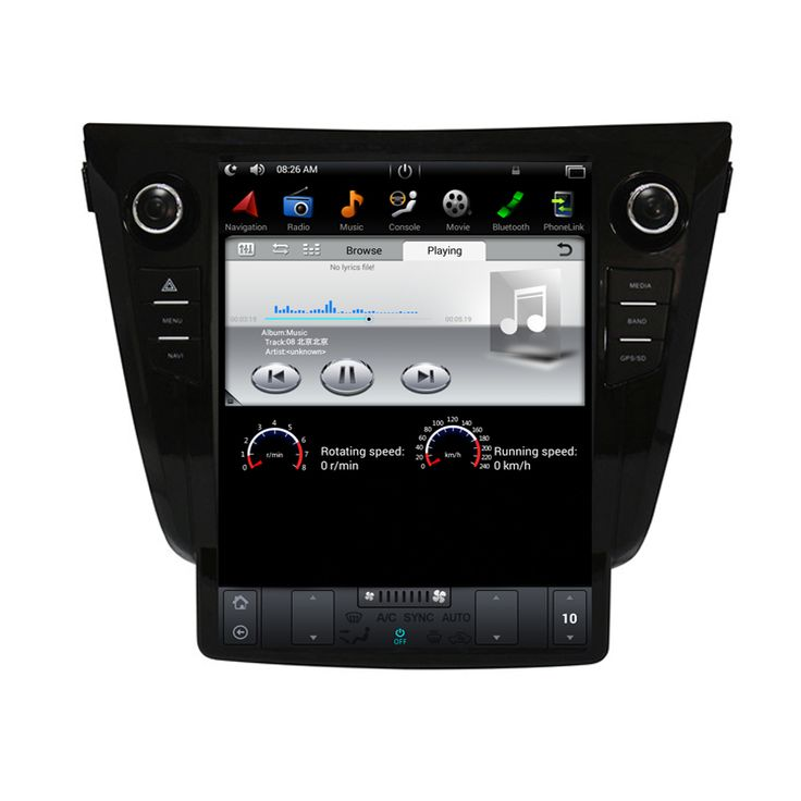 NAVITOPIA 12.1inch 2G+32G Vertical Screen Android 6.0 Car Multimedia Player For Nissan X-TRAIL/Qashqai 2013 2014 2015 2016 2017 //Price: $826.19 & FREE Shipping //     #audio