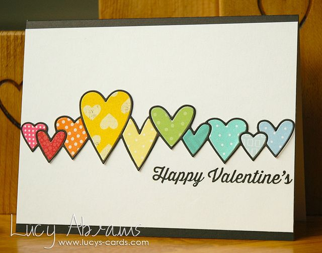 21 best images about DIY Valentines Day – Pretty Valentine Cards