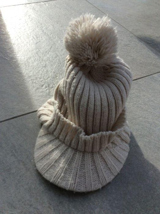 Mein Mütze beige-weiß mit Schild / Gr. 57 von ! Größe Sonstige für 1,50 €. Schau´s dir an: http://www.mamikreisel.de/kleidung-fur-jungs/warme-mutzen-and-wintermutzen/32972667-mutze-beige-weiss-mit-schild-gr-57.