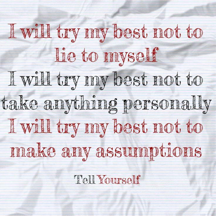 #tellyourself #criticalthinking #growth #quote #motivationalquotes #motivation #inspirationalquotes #selfdevelopment #worksmarternotharder #hashtagsmatter