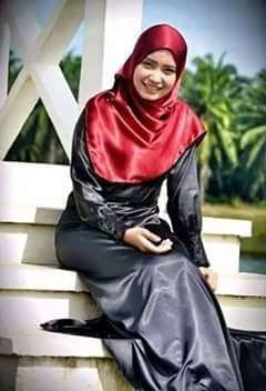 17 Best Images About Satin Hijab On Pinterest Models