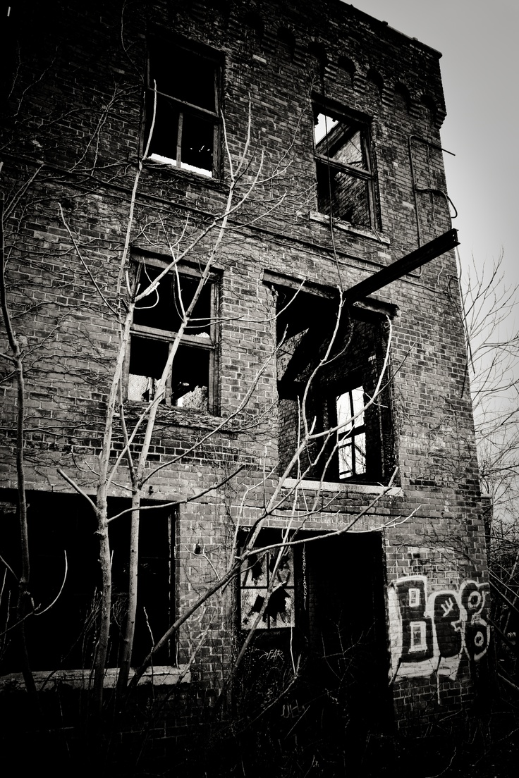 Detroit City Gas Company. Station B. Demolished.Detroit Ruins, Cities Gas, Lost Landmarks, Detroit Cities, Gas Company, Cities Detroit, Industrial Mad, Abandoned Places
