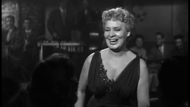 """Shirley Booth - Sings in """"About Mrs. Leslie"""" (1954)"""