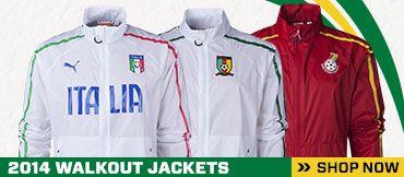 Soccer Jackets