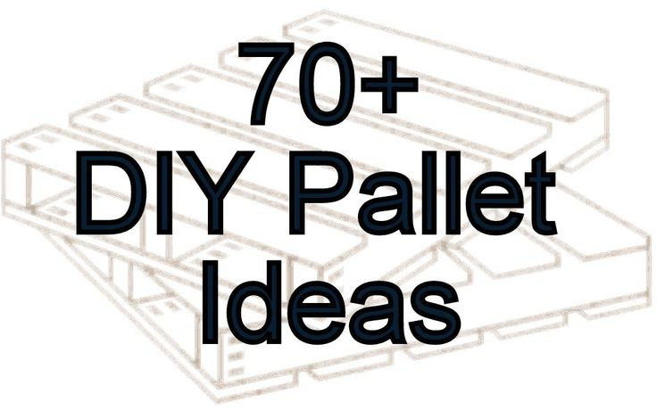 70   Pallet – Craft Projects – Collection