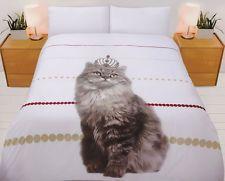 Gato Princesa Edredón Doona Edredón De Gatito Kat Niñas Adolescentes Ropa De Cama Gatito Nuevo