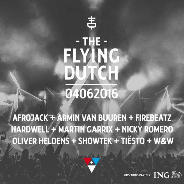 The Flying Dutch Festival 2016