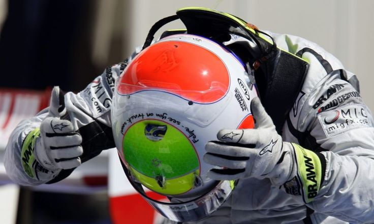 BARRICHELLO Brawn GP 2009