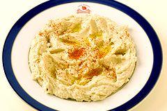 トルコ料理レストラン|ボスボラス・ハサン|BOSPHORUS HASAN|新宿・市ヶ谷フムス/HUMUS エジプト豆のペースト \ 840