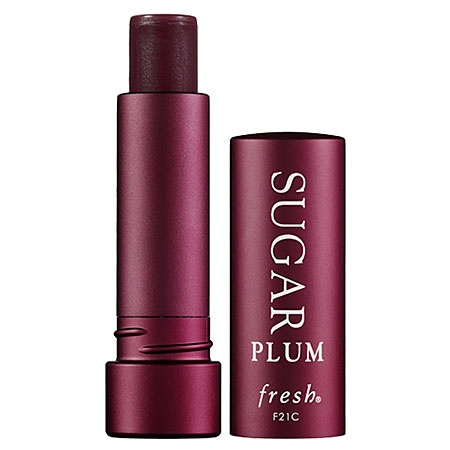 This stain-infused balm feels incredible on your lips and leaves behind an intense splash of color.  Sugar Plum is my favorite—it's dramatic, yet light. #Sephora #SephoraItLists —Chloe G., Beauty Insider InternLips Treatments, Sugar Lips, Makeup, Lips Balm, Treatments Spf, Beautiful, Spf 15, Products, Fresh Sugar