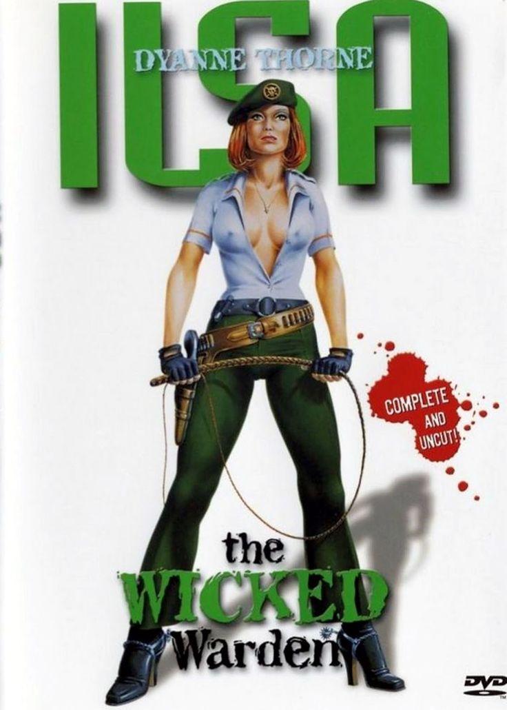 """cine sinopsis y peliculas para descargar : Ilsa the Wicked Warden (1977) Terror  Secuela no oficial de las aventuras de Ilsa, llamada en esta producción alemana Greta. La saga se completa con """"Ilsa, la loba de las SS"""", """"Ilsa, Harem Keeper of the Oil Sheiks"""" e """"Ilsa, la tigresa de Siberia""""."""